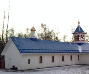 Храм Архангела Михаила г.Жуковский