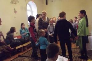 Акция «Согреем детские сердца» в Жуковском