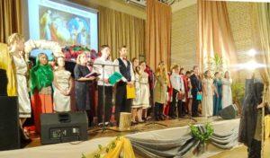 школа №15 г.Жуковский спектакль на Рождество Христово