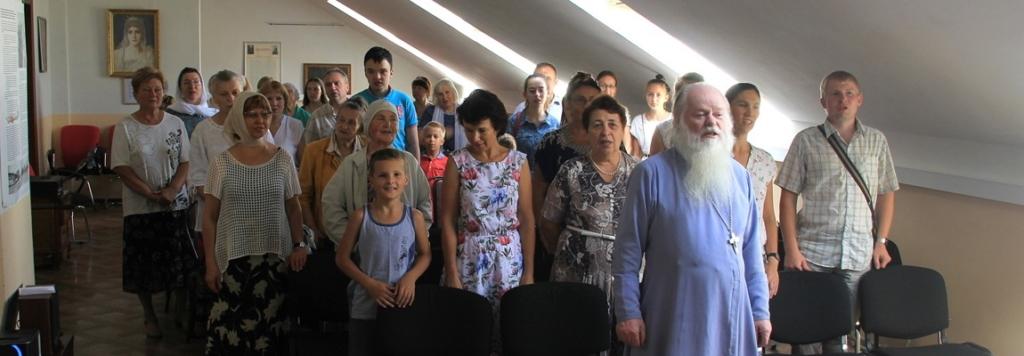 Показ документального фильма «День войны» в Жуковском благочинии
