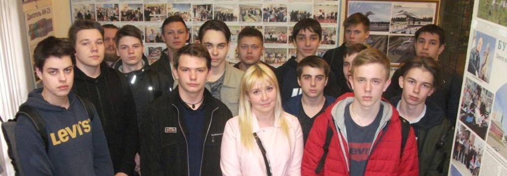 Гости Пантелеимоновского и Преображенского приходов