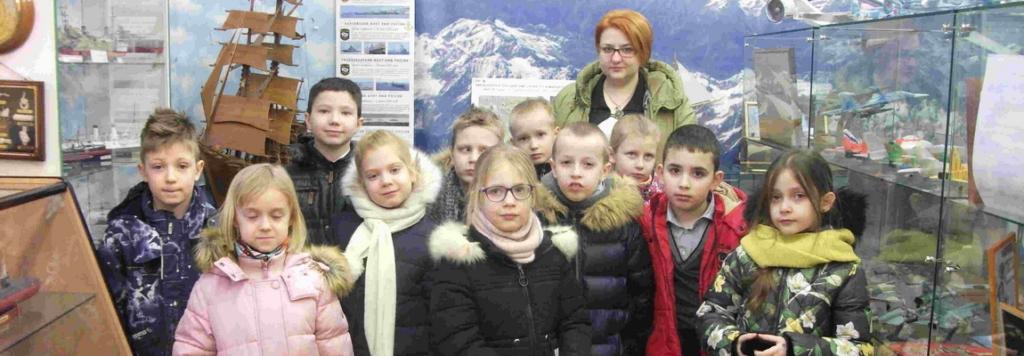Школьники на Пантелеимоновском приходе
