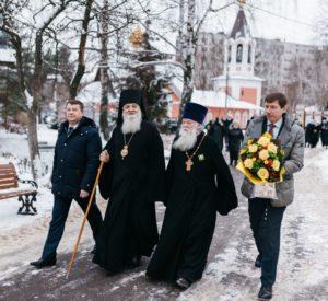 Патриаршая награда благочинному Жуковского церковного округа протоиерею Николаю Струкову