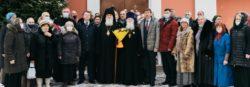 Вручение Патриаршей награды благочинному Жуковского церковного округа протоиерею Николаю Струкову