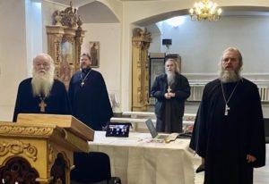 совещание духовенства Жуковского благочиния