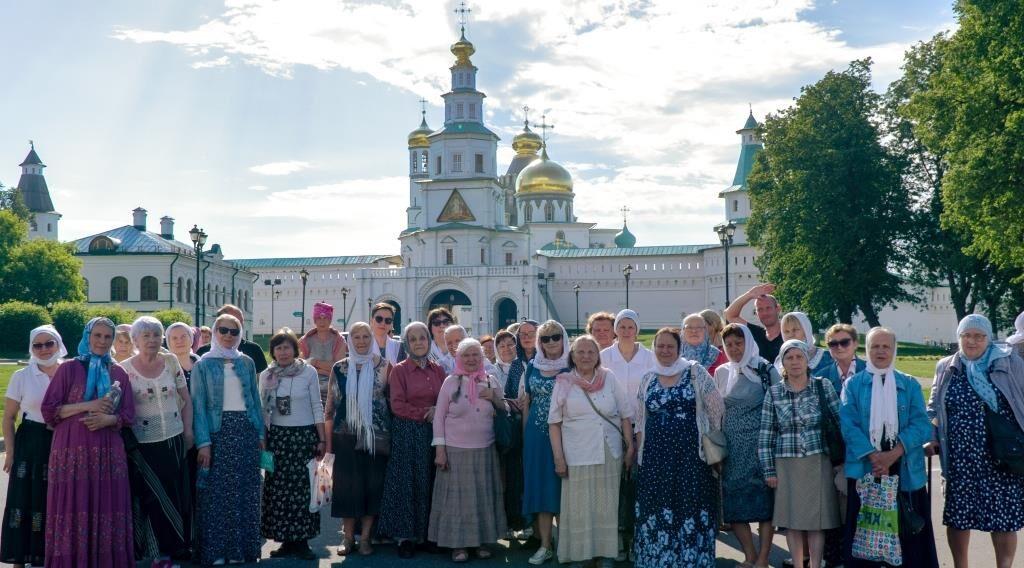 паломническая поездка прихожан Жуковского благочиния