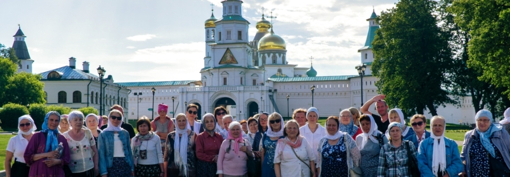 15 июня состоялась паломническая поездка прихожан Жуковского благочиния