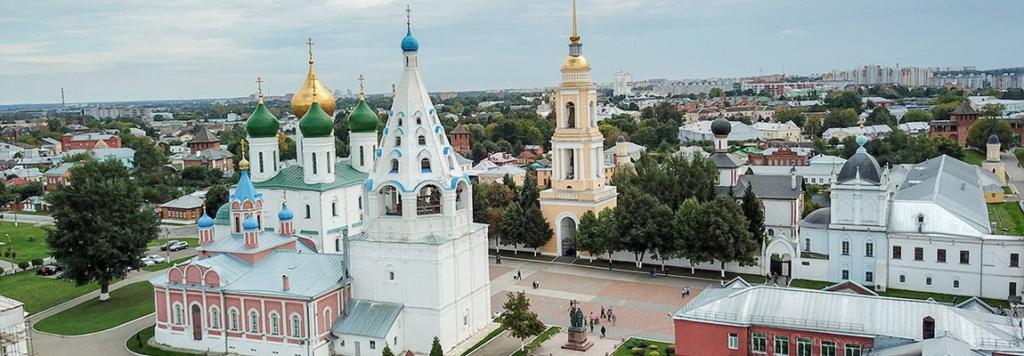 Мощи святого благоверного князя Александра Невского в Коломне